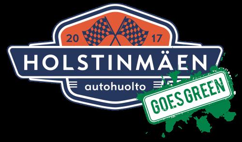Holstinmäen autohuolto goes green
